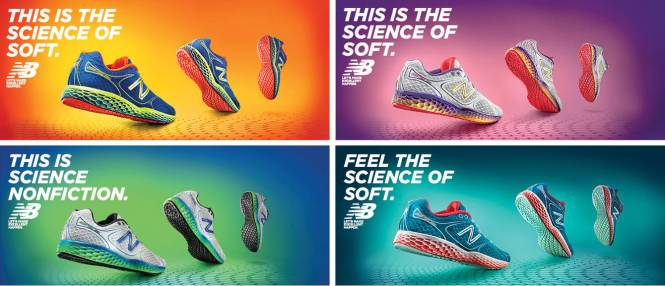 new balance science of soft